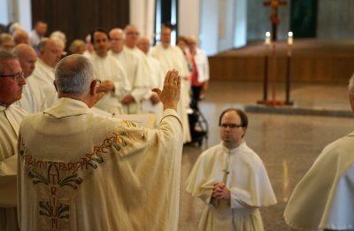 jeff himes professes solemn vows