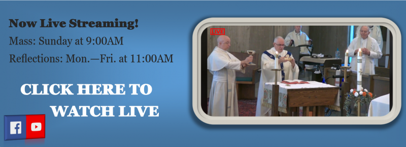 Live Streaming from Daylesford Abbey