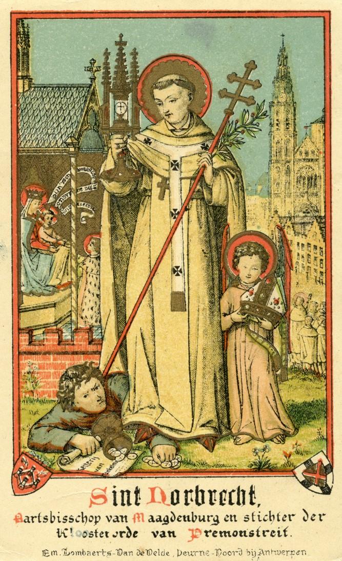 transfer of saint norbert